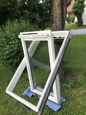 Original Velux Dachfenster mit Eindeckrahmen