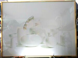 Greg Copeland  Original Modern  Signed Artwork Vintage 1982 signed numbered