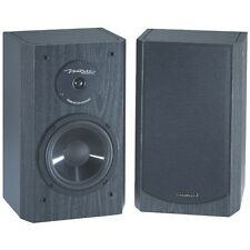 "BIC VENTURI DV62SIB 6.5"""" Bookshelf Speakers"