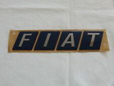 FIAT auto emblema Selb resine FIAT DUCATO 2,0 Multijet vedi foto