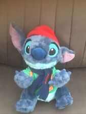 Disney Store Exclusive Holiday 12� Stitch Plush - Vintage Nwt Very Rare
