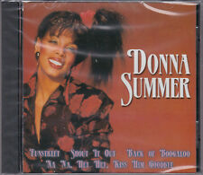 CD 9 TITRES DONNA SUMMER BEST OF 2001 NEUF SCELLE