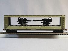 MRC MODEL POWER TANK BUSTER GUNS CAR 61242 HO GAUGE train US Military 1068-BG