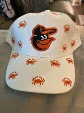 Baltimore Orioles 2019 SGA Crab Hat Brand New Never Worn