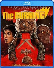 THE BURNING  Collector's Edition (1981 Brian Matthews) Region A BLU RAY - Sealed