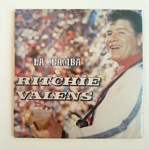 RITCHIE VALENS ♦ New REMASTERED French CD ♦ LA BAMBA + 3 BONUS