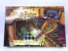 Harry Potter and the Sorcerer's Stone Mystery at Hogwarts Board Game