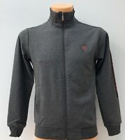 VERSACE 1969 Grey Full Zip Track Top Jacket Size XXL BNWT