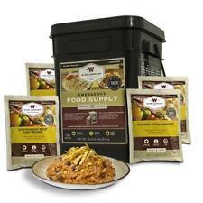 Wise Food 52 Serving MRE Emergency Prepper Pack Survival Bucket