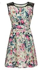 Vive Maria Happy Flower Dress Green Allover s