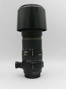 Sigma  170-500 mm  1:5-6.3 APO D APO für Nikon vom Fachhändler