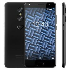 Teléfonos móviles libres negro 3 GB con 3 GB de almacenaje