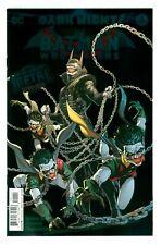 BATMAN WHO LAUGHS Vol. 1 #1(1st;1/18)ORIGIN/EARLY APP.(FOIL)RED DEATH(CGC IT)9.8