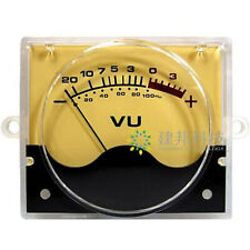 P 55si High Precision Vu Meter Db Audio Meter Power Amplifier With Backlight