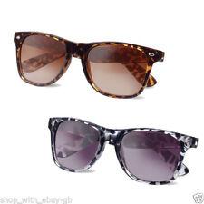 Unbranded Gradient Plastic Frame Sunglasses & Sunglasses Accessories for Women