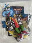 Gonzo Blockbuster Video Music 1998 Muppet Stars Plush Toy Figure