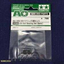 Tamiya 94386 1/32 Mini 4Wd Ao-1008 830 Bearing (2pcs) Rc Car On Road