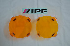 IPF 900/900XS ROUND AMBER DRIVING LIGHT COVERS ***BRAND NEW***