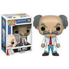 Mega Man - Dr Wily Pop! Vinyl Figure NEW Funko