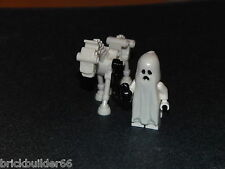 LEGO Bianco Glow in the Dark Scheletro Di Cavallo con fantasma