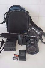 "Samsung NX11 14.6MP Digital SLR Camera w/18-55mm Lens 3"" AMOLED VGA Display"
