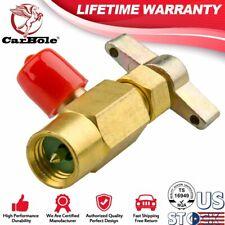 "Interdynamics DV-134 Brass CAN TAP Dispensing Valve 1/2"" ACME 1X R-134a R-134 AC"