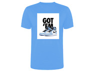 "Nike Air Jordan 1 UNC ""Got 'Em"" Tee *PLEASE READ THE DESCRIPTION*"