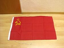 Fahnen Flagge UDSSR Sowjetunion mit Seil - 60 x 90 cm