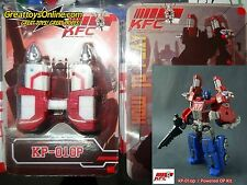 KFC KP-010P RED POWERED SHOULDER MISSILE FOR OPTIMUS PRIME TRANSFORMERS A-20303