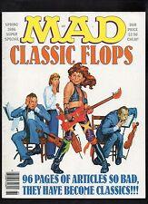 MAD SUPER SPECIAL #54 FINE   (CLASSIC FLOPS)  1986 EC