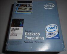 Intel Core 2 Duo E6320 1.86GHz Dual-Core (BX80557E6320) Processor Desktop New