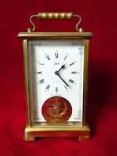 Schatz vintage (59) 8 Jour Transport Horloge. Allemagne. ordre de marche.