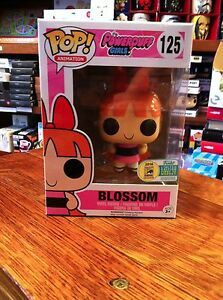 Powerpuff Girls Blossom SDCC LE First to Market Funko Pop Vinyl EXPERT PACKAGING