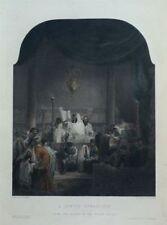 Antique Religious Art Prints (Pre-1900) Paper