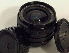 Sigma Mini Wide 28mm f/2.8 Multi-Coated Prime Camera Lens Fits M42 Mount