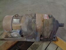 Link Belt Gear Speed Reducer 761 Model Cdb2 55 75 Hp Withmotor See Pics