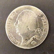 PIÈCE FRANCE - LOUIS XVIII - 1 Franc 1824 A Paris - F.206.56