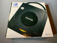 Nintendo GameCube Jet Black Game Console NTSC Brand New