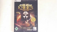 Star wars-Knights of the old republic 2: the sith lords-pc jeu (3 xdisc)