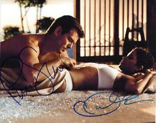 PIERCE BROSNAN & HALLE BERRY SIGNED JAMES BOND 007 PHOTO - UACC RD AUTOGRAPH