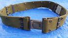US Military ALICE Pistol / utility Belt  Green LC-2 Size LARGE waist 30