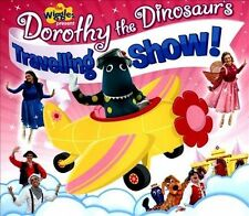 Dorothy the Dinosaur's Travelling Show! by The Wiggles (CD)