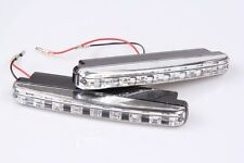 Tagfahrlicht 16 POWER SMD LED + R87 Modul E-Prüfzeichen BMW