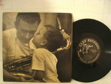 EXTREME RARE JAZZ THE ARTISTRY OF STAN GETZ BLACK CLEF LABEL