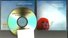 CRASH TEST DUMMIES Flying Feeling TST PRESS PROMO DJ CD Single 2003 MINT