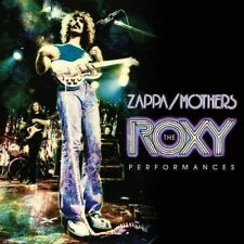 The Roxy Performances [Box] by Frank Zappa/Frank Zappa & the Mothers (CD, Feb-2018, 7 Discs, Universal)
