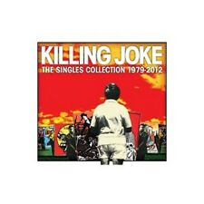 KILLING JOKE - THE SINGLES COLLECTION 1979-2012  (2 CD)  PUNK  NEUF