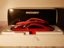 MINICHAMPS AUDI TT 2006 ROADSTER RED ART. 100015021   1:18  NEW