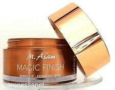 M.ASAM MAGIC FINISH MAKE-UP FOND DE TEINT 30ml