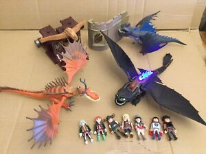 playmobil how to train your dragon Bundle Other Playmobil